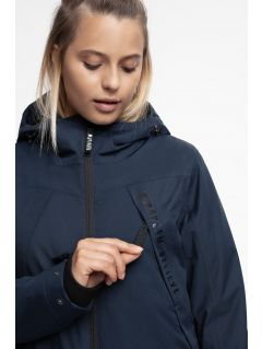 Women's urban jacket KUD302 - dark navy