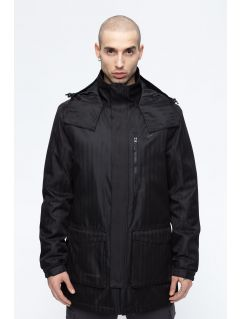 Men's urban jacket KUM203 - black