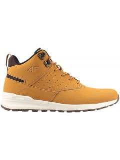 Men's lifestyle shoes OBMH200 - beige