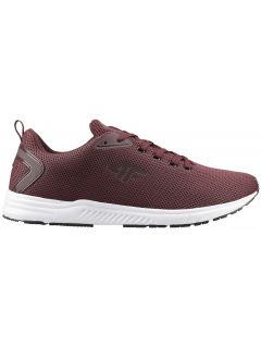 Men's sports shoes OBMS300 - dark red