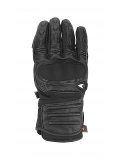 Men's ski gloves REM151 - black