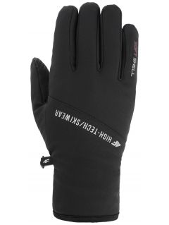 Unisex sports gloves REU105 - black