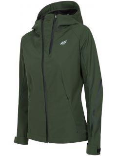 Women's softshell jacket SFD221 - khaki