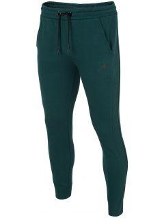 Men's sweatpants SPMD300 - sea green melange