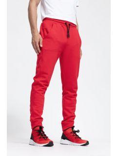 Men's sweatpants SPMD300 - red