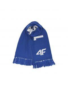 Women's scarf SZD203a - cobalt blue