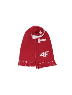 Women's scarf SZD203a - red
