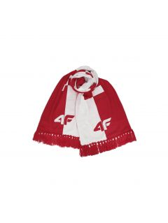 Women's scarf SZD206 - red