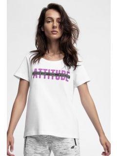 Women's T-shirt TSD211 - white