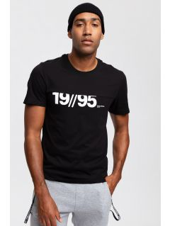 Men's T-shirt TSM254 - black
