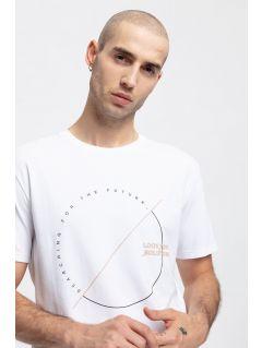 Men's T-shirt TSM269 - white