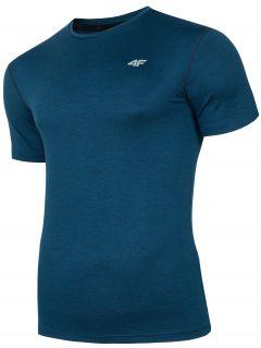 Men's active T-shirt TSMF301 - navy melange