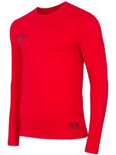 Men's long sleeve T-shirt TSML203 - red