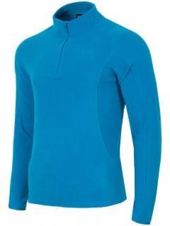 Men's fleece underwear BIMP001 - blue