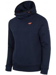 Men's hoodie BLM003 - navy
