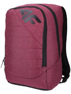 Urban backpack PCU003 - burgundy melange