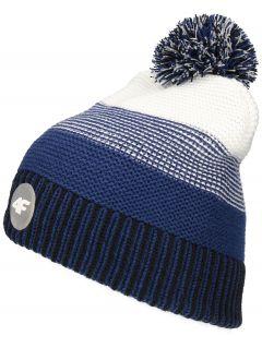Hat for older children (girls) JCAD206 - navy