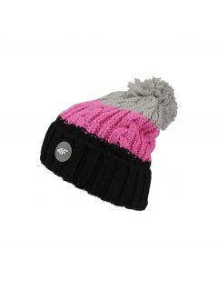 Hat for older children (girls) JCAD253 - multicolor