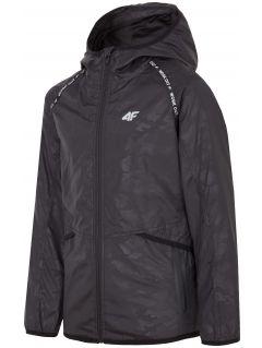 Active jacket for older children (boys) JKUM401 - multicolor