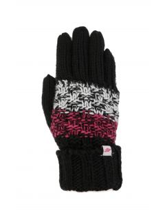 Gloves for older children (girls) JREDD201 - multicolor