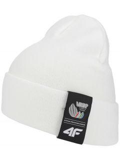 Unisex hat 4Hills CAU102 - white