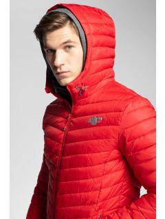 Men's down jacket 4Hills KUMP100 - red