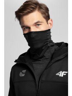 Men's fleece hoodie 4Hills PLM100 - black