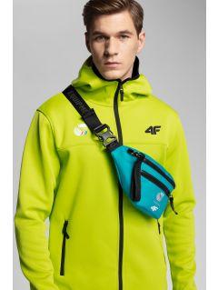 Men's fleece hoodie 4Hills PLM100 - fresh green