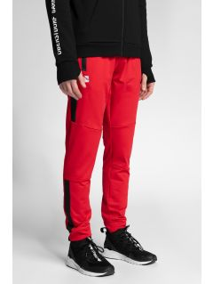 Men's functional pants 4Hills SPMTR200 - red
