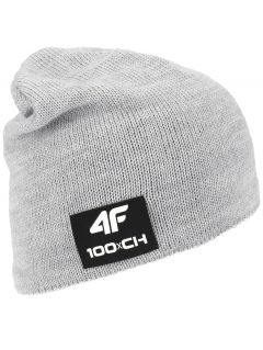 Unisex hat Kamil Stoch Collection CAU502 - grey melange