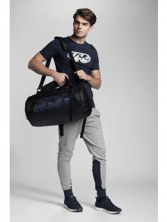 Men's T-shirt Kamil Stoch Collection TSM501 - navy