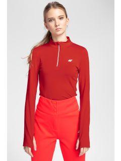 Women's thermal underwear BIDD300 - red