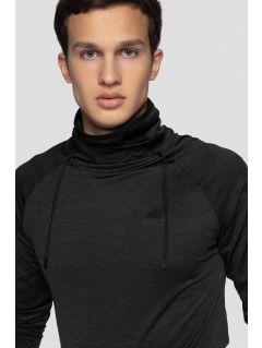 Men's thermal underwear BIMD254 - dark grey melange