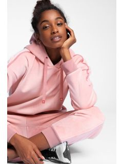 Women's hoodie BLD228 - pink
