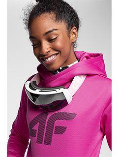 Women's hoodie BLD230 - fuchsia