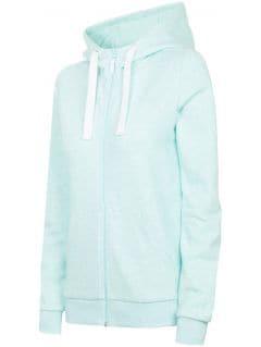 Women's hoodie BLD301- mint melange