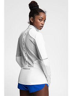 Women's active sweatshirt BLDF102 - white