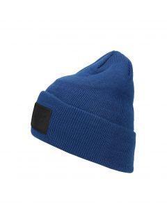 Men's hat CAM212 - cobalt blue