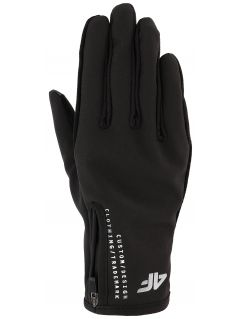Unisex sports gloves REU102 - black