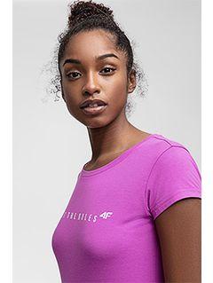 Women's T-shirt TSD217 - fuchsia