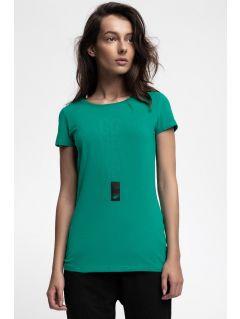 Women's T-shirt TSD226 - green