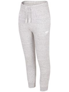 Sweatpants for older children (boys) JSPMD200 - light grey