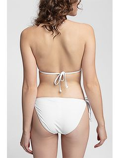 Swimsuit (bottom) KOS202B - white