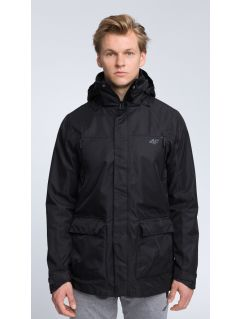 Men's urban jacket KUM008 - black