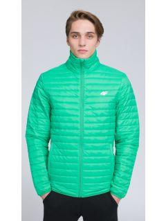 Men's down jacket KUMP203 - green