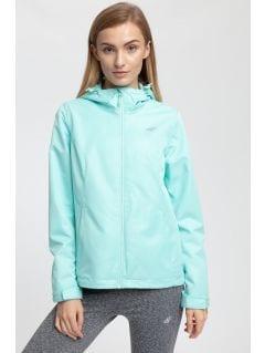 Women's urban jacket KUD004 -  mint