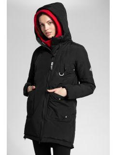 Women's down jacket 4Hills KUDP100 - black