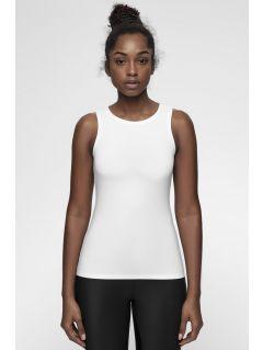 Women's base layer shirt 4FPro TSD400 -  white