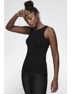Women's base layer shirt 4FPro TSD400 -  black
