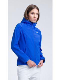 Women's softshell jacket SFD001 -  blue